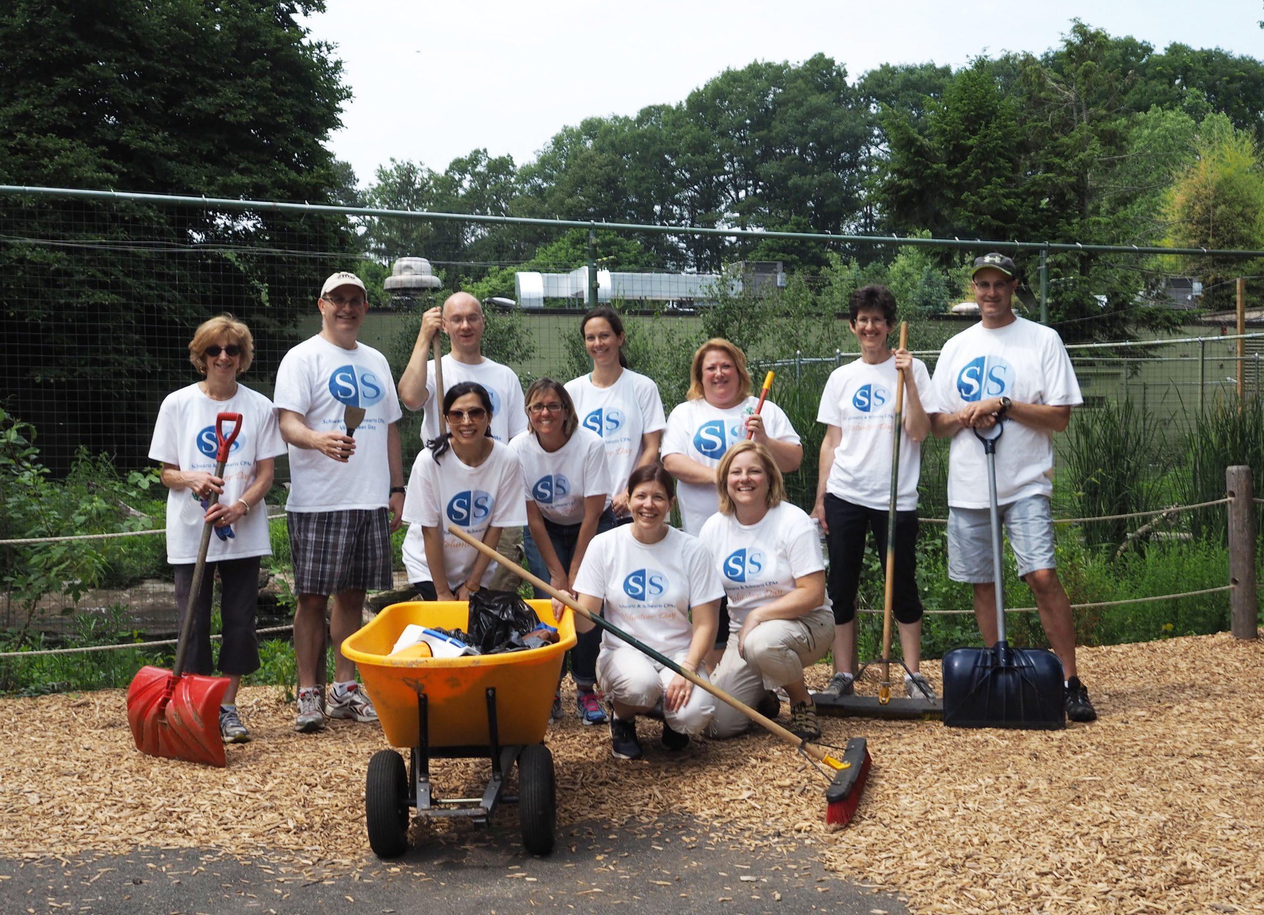 SS group volunteer 2015